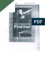 307.- Teoria General Del Proceso - Octavio Garcia Maldonado
