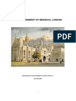 Government Medieval London