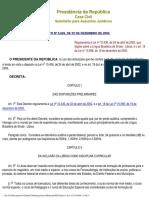 Decreto 5626 Libras