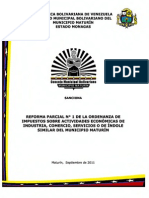 Reform Parcial n1 Act Eco 2011-2