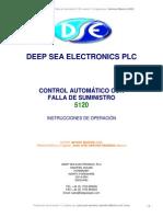 Dse5120 Manual