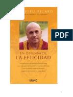 En defensa de la felicidad-Matthieu Ricard.pdf