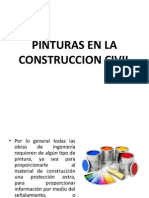 Pinturas en La Construccion Civil