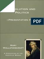 Presentation Romanticism Revolution and Politics