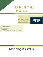 Curso de HTML-Parte 4-4