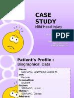 Mini-Case Presentation