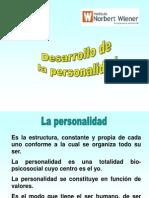 Desarrollo de La Personalidad2