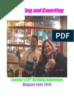 Janette's 50th Birthday Adventure