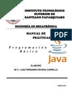Manual de Practicas Programacion Basica