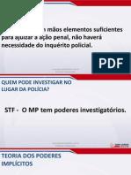 Direito Processual Penal - Aula 02 - Inquérito Policial (Parte II)