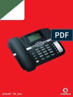 Guida Rapida Deskphone F610