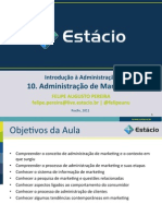 11. Administração de Marketing