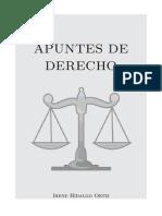 Apuntes Derecho (2)