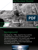 EGN Chernobyl Nuclear Disaster