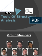 Tools of Structure Analysis 2003