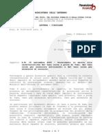 CIRCOLARE 5-2-08 as Chiarimenti Regole Tecniche Vani 505[1]