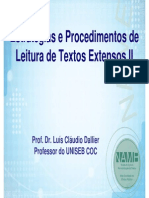Leitura de Textos Extensos II 26e27!05!11-EFII