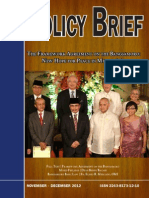 The Framework Agreement on the Bangsamoro