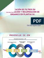 Regeneracion y Recuperacion de Organicos Ing Zegarra Wuest