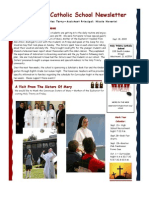 September 18, 2009 Newsletter
