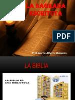 La Sagrada Escritura