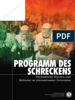 Anti-Psychiatrie - CCHR - 19 - Programm Des Schreckens