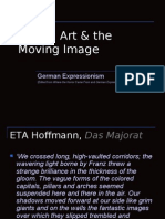 A2 Unit 3 Art and the Moving Image