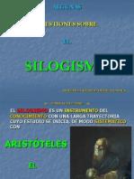 3) Sobre El Silogismo
