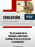 EVOLUCIÓN diana