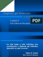 Empresas Que Sobresalen - Cap. 06 Una Cultura de Disciplina
