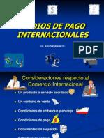 7) Medios de Pago Internacionales