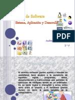Actividad 1~Sistema, Aplicación y Desarrollo