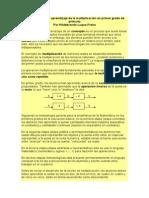 como enseñar a multiplicacom enseñar matematicasr