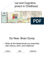 13 49 Physical and Cognitive Development