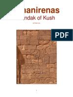 AMANIRENAS THE KANDAK OF KUSH