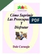 Como Suprimir Preocupaciones - Dale Carnegie