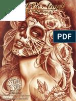 Steve Soto Tattoo Sketchbook