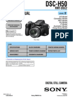 Sony Dsc-h50 -Camara Digital