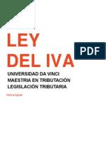 Ley del IVA