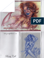 JoeCapobiano Tattoo Sketchbook