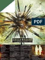 Digital Booklet - Wishing Upon A Blackstar