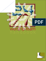 247 Worship Team Handbook