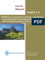 File 94_annex C-3 High Capacity - Slm & Participatory Watershed Development
