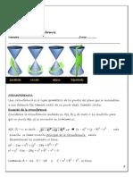 Ec. de La Circunferencia Geom. Analitica II