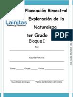 1er Grado - Bloque 1 - Exploración de la Naturaleza