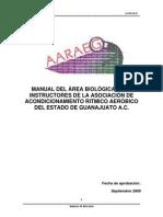 Manual Del Area Biologica