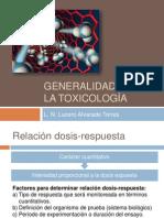 2. Generalidades de la toxicología.ppsx