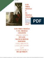 LOS TRES MESÍAS Y EL MESÍAS CELESTE - CUARTA PARTE
