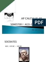 AP Calculus AB Semester I 2009