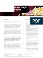 Quantifying Movie Magic Research Studies